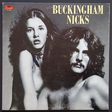Buckingham Nicks  - Buckingham Nicks  - LP Album - 1973