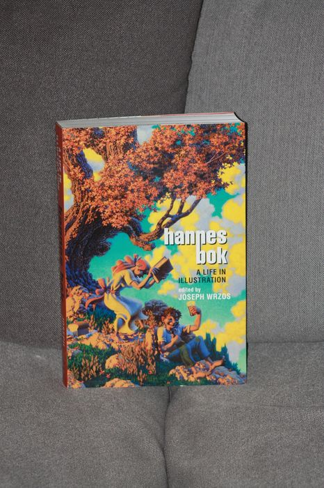 Hannes Bok - A life in illustration - Rare - Softcover - Erstausgabe - (2012)
