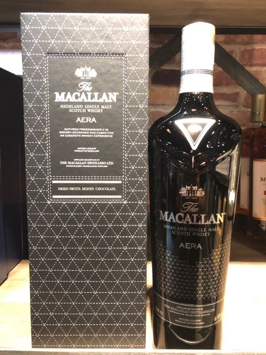 Macallan, The New Aera Deluxe Edition Taiwan Exclusive - 700ml