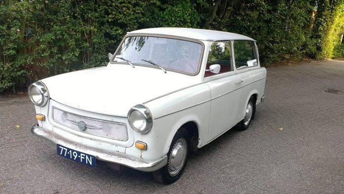 Trabant - 601 COMBY - 1968