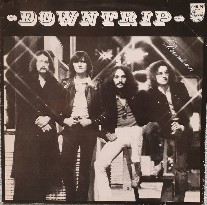 Downtrip - Downtown - LP Album - 1979