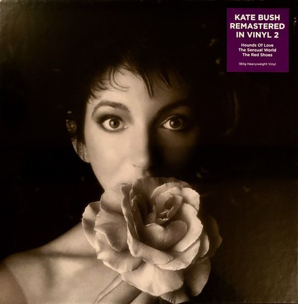Kate Bush - Remastered in vinyl II  - LP Box Set, 4x LP - 2018/2018
