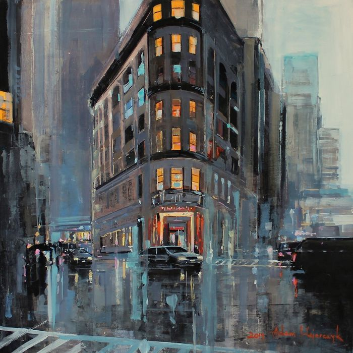 Adam Wajerczyk - New York street