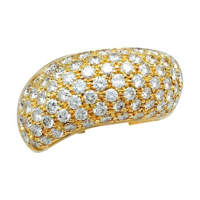 Chaumet - 18 kt. Yellow gold - Ring