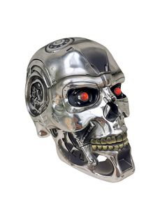 Terminator 2 T2 Judgement Day - StudioCanal - 20th Anniversary - Endoskull with hidden compartment