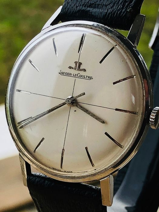 """Jaeger-LeCoultre - """"NO RESERVE PRICE"""" - 2285 - Heren - 1960-1969"""