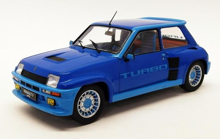 IXO - 1:18 - Renault  5     Turbo