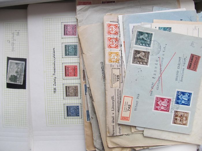 Lot 34426993 - German Stamps  -  Catawiki B.V. Weekly auction - Note the closing date of each lot