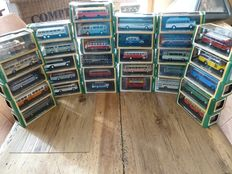 Editions Atlas Collections. - 1:72 - Lot avec 31 miniatures