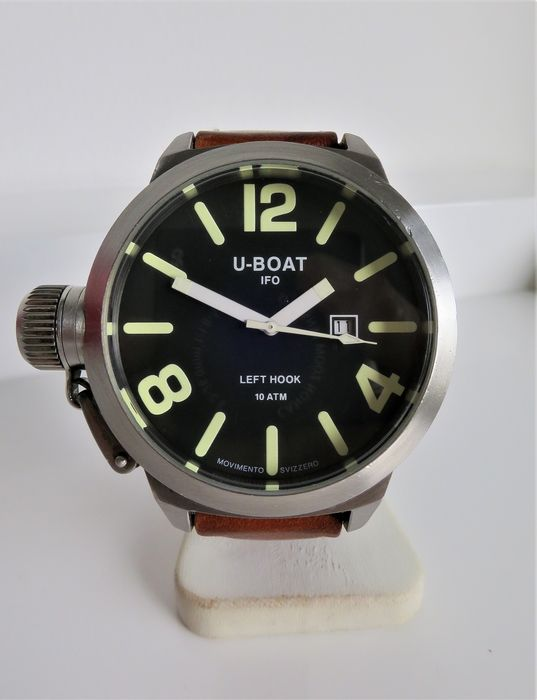 "U-Boat - IFO Italo ""Left Hook"" ""NO RESERVE PRICE"" - B45-08 LIO46M - ""Limited Edition"" - Heren - 2000-2010"