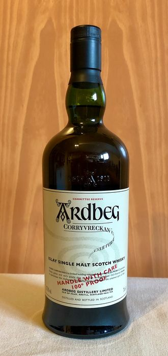 Ardbeg Corryvreckan - Committee reserve limited edition - b. 2008 - 70cl