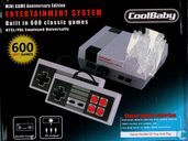 CoolBaby Mini Game Anniversary Edition 600 8 bit games