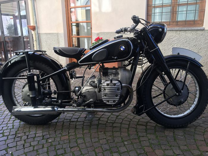 BMW - R 71 replica - 750 cc - 1944