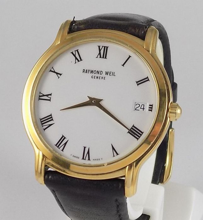 Raymond Weil - Tradition - Pure White - 5569 - Homme - 1990's