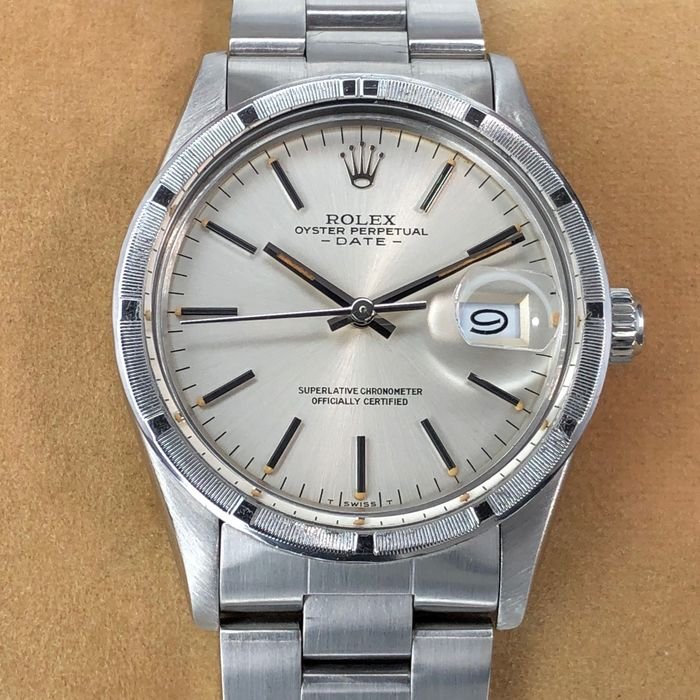 Rolex - Oyster Perpetual Date - 15010 - Unisex - 1980-1989