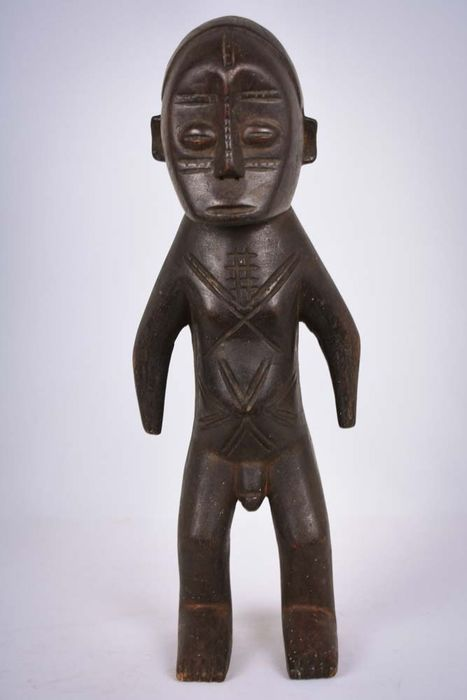 Voorvader figuur - Hout - Ngbaka - DR Congo