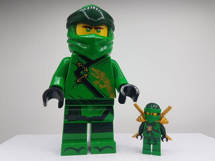 LEGO - Ninjago - Big Fig 300 % LOYD