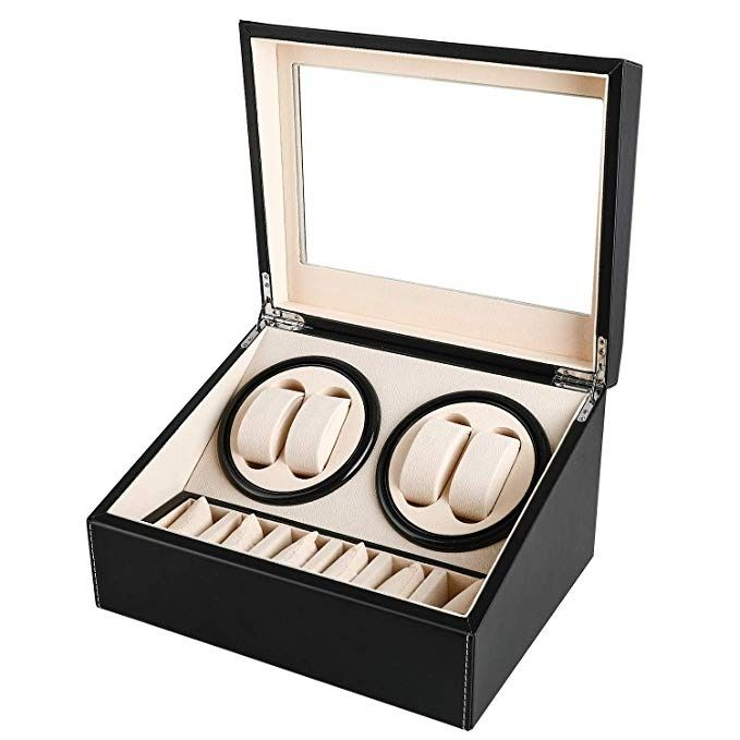 Image 2 of Luxurious - Watch winder 4 + 6 watches - 2011-present
