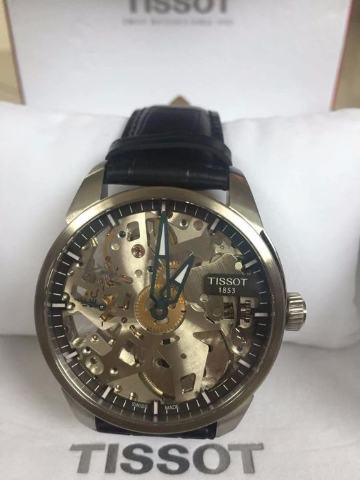 "Tissot - T- Complication Squelette ""NO RESERVE PRICE"" - T070.405.16.411.00 - Heren - 2011-heden"