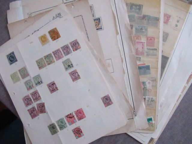 Asia - Japan and Siam, classic stamps