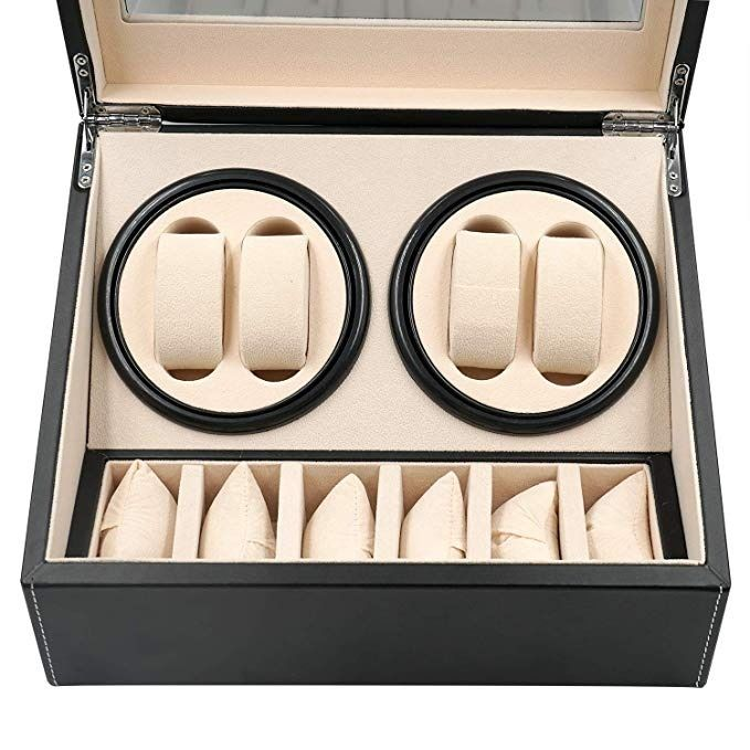 Image 3 of Luxurious - Watch winder 4 + 6 watches - 2011-present