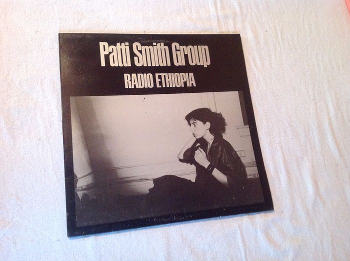 Patti Smith Group - Horses + Radio Ethiopia  - Multiple titles - LP's - 1976/1975