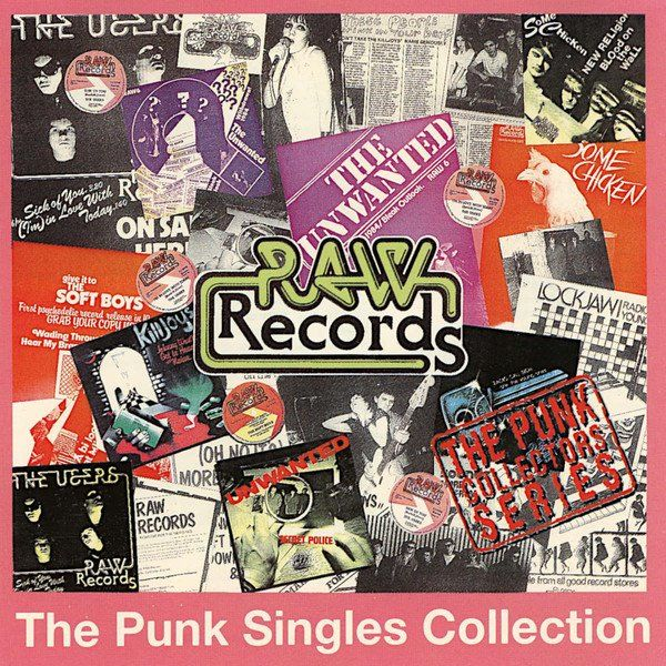 11 x Punk/New Wave Bands - Multiple artists - Various titles, see discription - CD's - 1991/2015