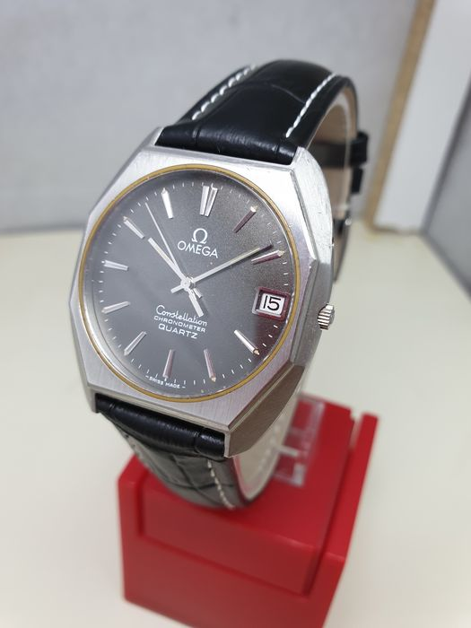 Omega - Seamaster Consellation - 198.0102 - Homme - 1980-1989