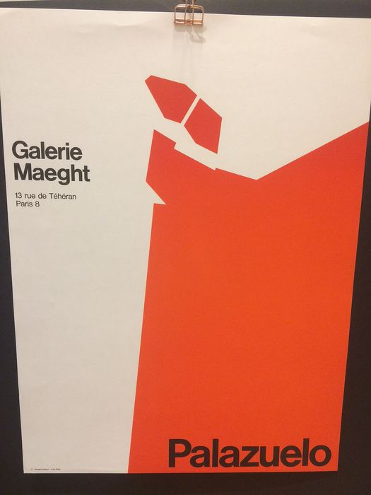 Palazuelo - Galerie Maeght