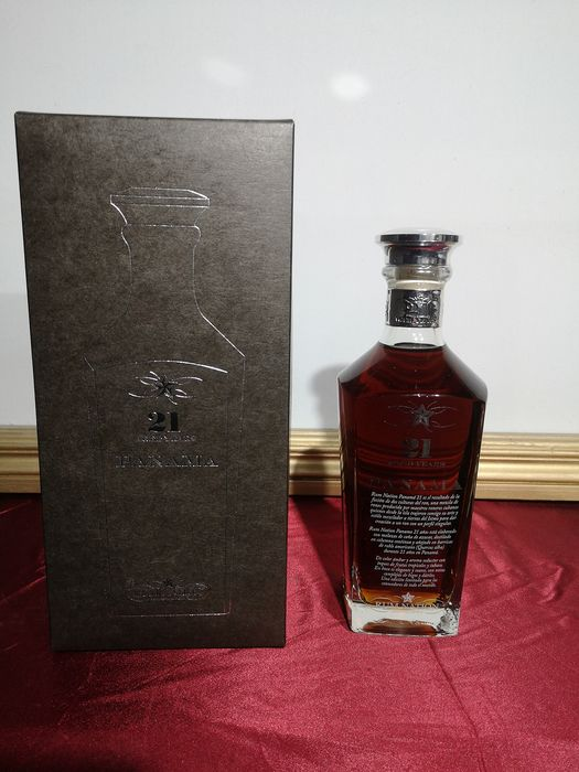 Panama 21 years old Rum Nation - 70cl