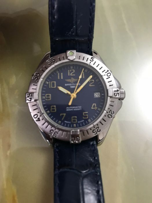 Breitling - Colt Automatic 300 m - A17035 - Homme - 1990-1999
