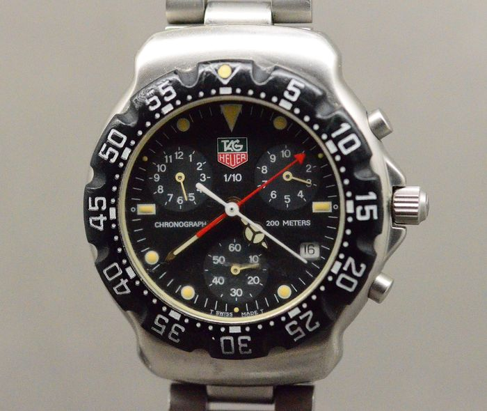 TAG Heuer - chronograph 200 meters - 571.513 T - Homme - 2000-2010