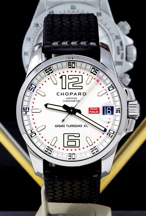 Chopard - Mille Miglia Gran Turismo XL Limited Edition - Ref.16/8458 - Top Condition - Homme - 2000-2010