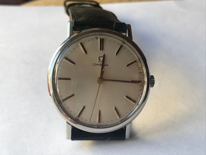 "Omega - ""NO RESERVE PRICE"" - 131.019 - Heren - 1960-1969"