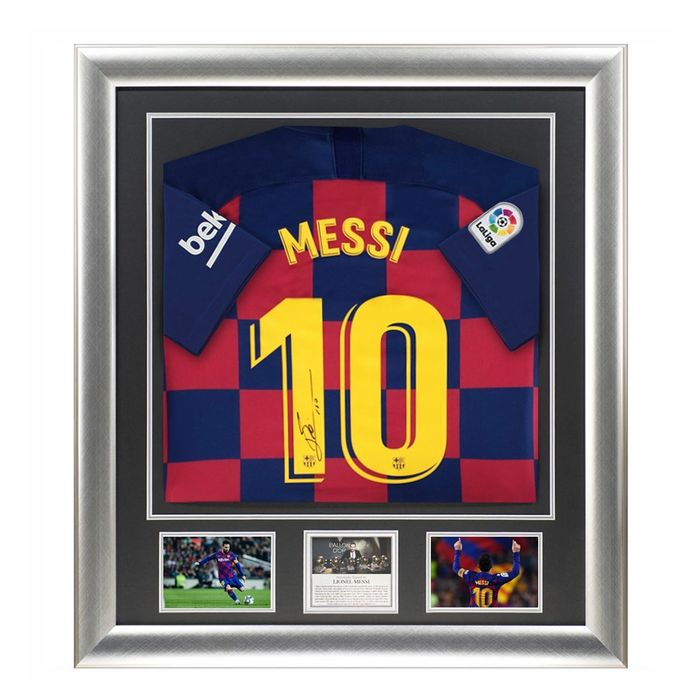 FC Barcelona Signed - Lionel Messi - 2020 - Camiseta(s)