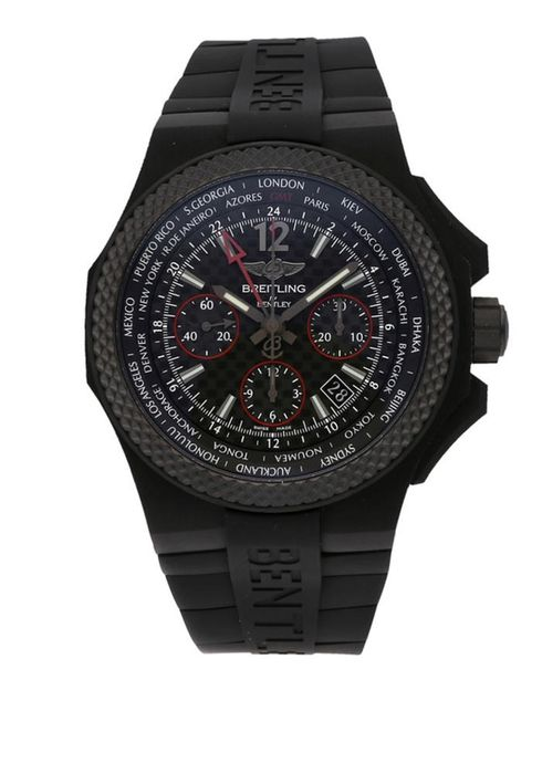 Breitling - for Bentley GMT B04 S Carbon Body Limited Edition - NB0434E5/BE94 - Heren - 2020