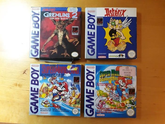 Nintendo Gameboy Classic - Video Spiele - In Originalverpackung