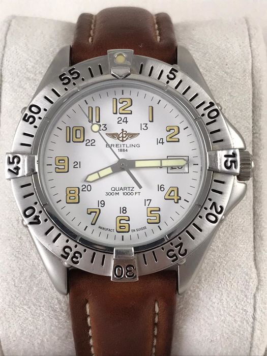 Breitling - Colt - Ref. A57035 - No reserve prices - Homme - 1990-1999