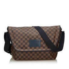 Louis Vuitton - Crossbody Bag Damier Ebene Sprinter MM
