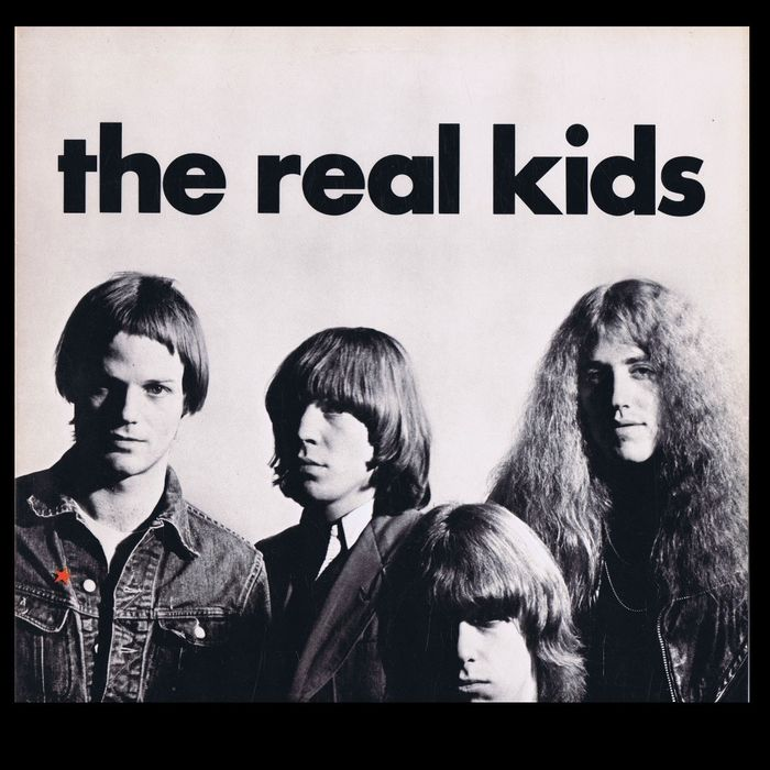 The Real Kids (Punk) - The Real Kids - LP Album - 1977/1977