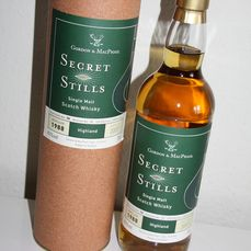 Glen Garioch 1988 Secret Stills No 06.1 - Gordon & McPhail - b. 2007 - 70 cl