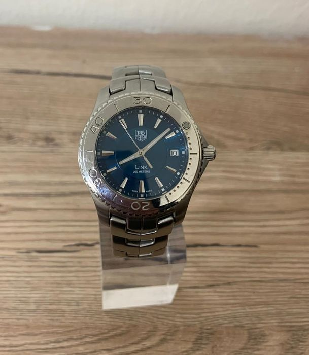 """TAG Heuer - Link """"NO RESERVE PRICE"""" - Homme - 2000-2010"""