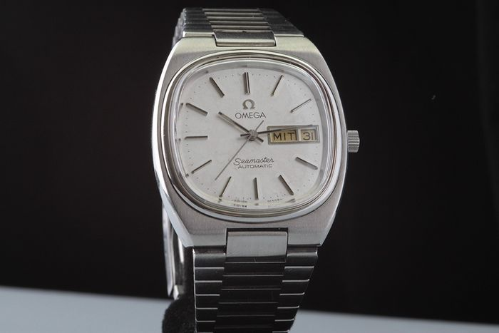 Omega - Seamaster Cal 1020/ Automaat - 166.0213.1 - Homme - 1982