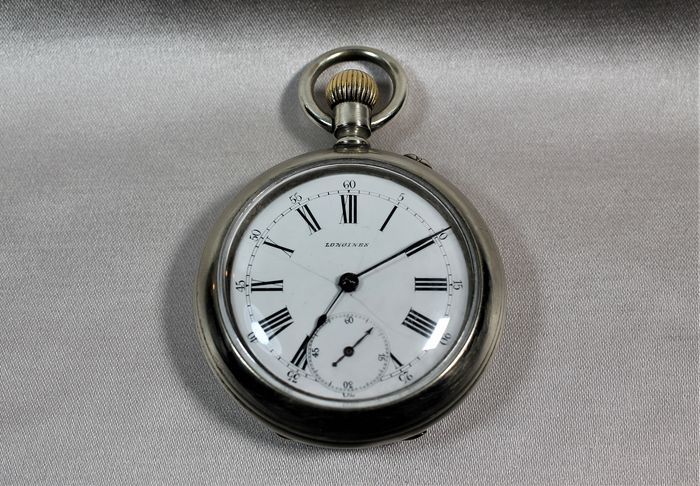 Longines - pocket watch NO RESERVE PRICE  - 297092 - Herren - 1850-1900