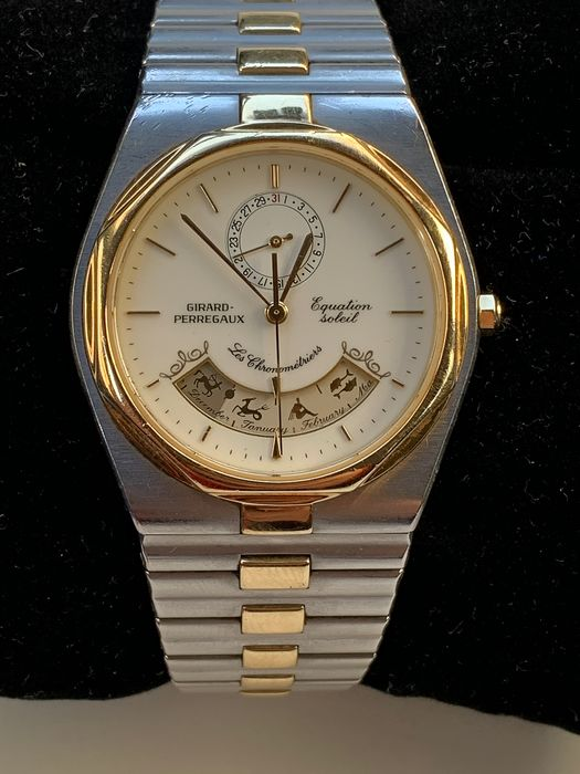 """Girard-Perregaux - Equation Soleil - """"NO RESERVE PRICE"""" - 4266.4 - Homme - 1990-1999"""