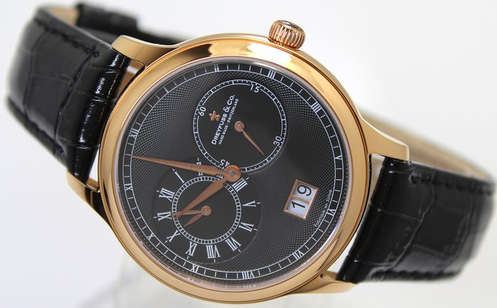 "Dreyfuss & Co. - Swiss Made ""NO RESERVE PRICE"" - Seafarer Limited Edition - Herren - 2011-heute"