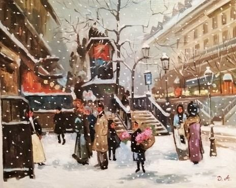 Denis Arseniev - Grands boulevards