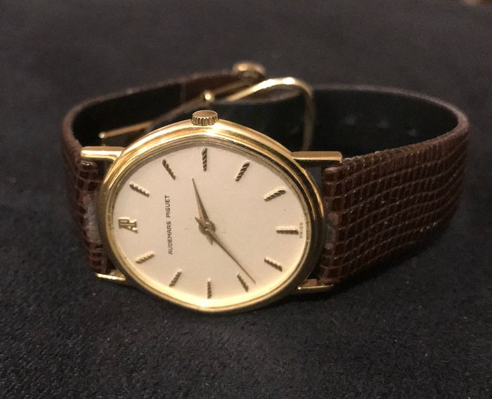 "Audemars Piguet - Ultra-Thin cal. 2003 - ""NO RESERVE PRICE"" - Unisex - 1970-1979"