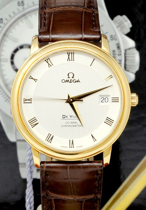 Omega - De Ville Prestige Co-Axial - Ref. 4617.31.02 - Men - 2010