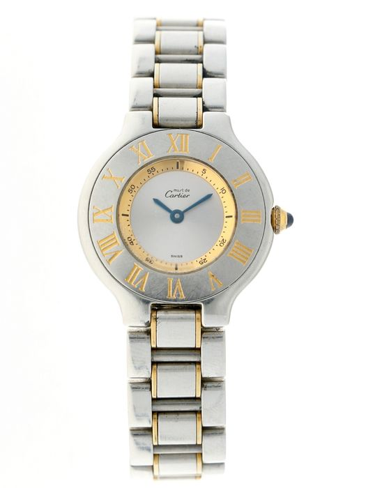 Cartier - Must 21 - 1340 - Dames - 2000-2010